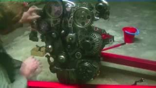 Restauration Moteur HDI 1.6 90 CV