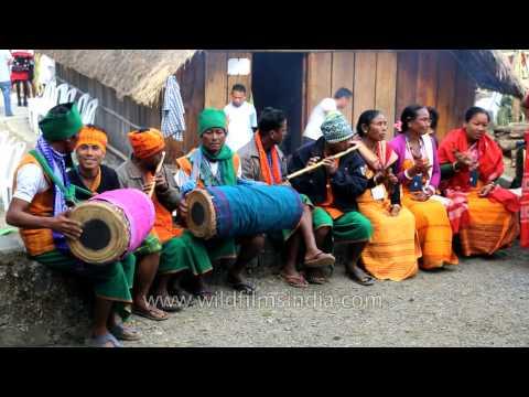 Indigenous Bodo music