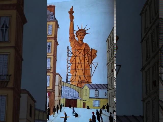 Lady Liberty and Emma Lazarus
