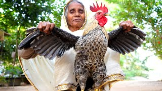 Matir Harite Thakumar Hater Deshi MOROG Curry | Chicken Curry Prepared by Grandmother