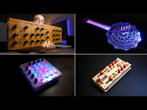 Why should you build your own MIDI controllers?
