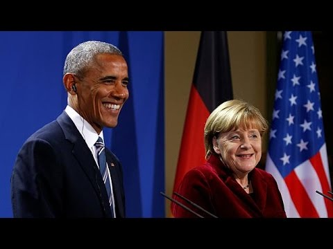 Merkel: EU-US trade deal 'cannot be concluded now'