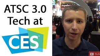ATSC 3.0 NextGen TV at CES - TVs, Set Top Boxes, and Dongles