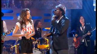 Repeat youtube video will.i.am ft. Cheryl Cole - Heartbreaker (Live On The Graham Norton Show)