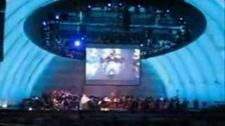 Steve Vai Performs Halo 2 Theme