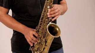 How to Play the Chromatic Scale | Saxophone Lessons