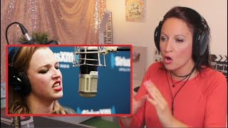 """Vocal Coach Reacts - Halestorm """"Girl Crush"""" Little Big Town Cover Live"""
