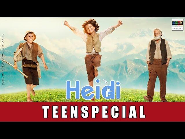Heidi - Teenspecial | Anuk Steffen | Quirin Agrippi | Jella Haase