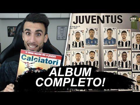 ALBUM COMPLETO! NUOVA COLLEZIONE? | APERTURA BUSTINE ALBUM CALCIATORI PANINI 2018 SU FIFA 18 EP.28