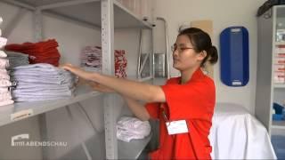 Gekommen, um zu bleiben: Loan Nguyen Thi, 24, Krankenschwester aus Vietnam