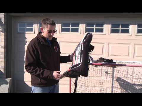 Vaughn Street Hockey Goalie Pads, Senior - Jeremy's Testimonial
