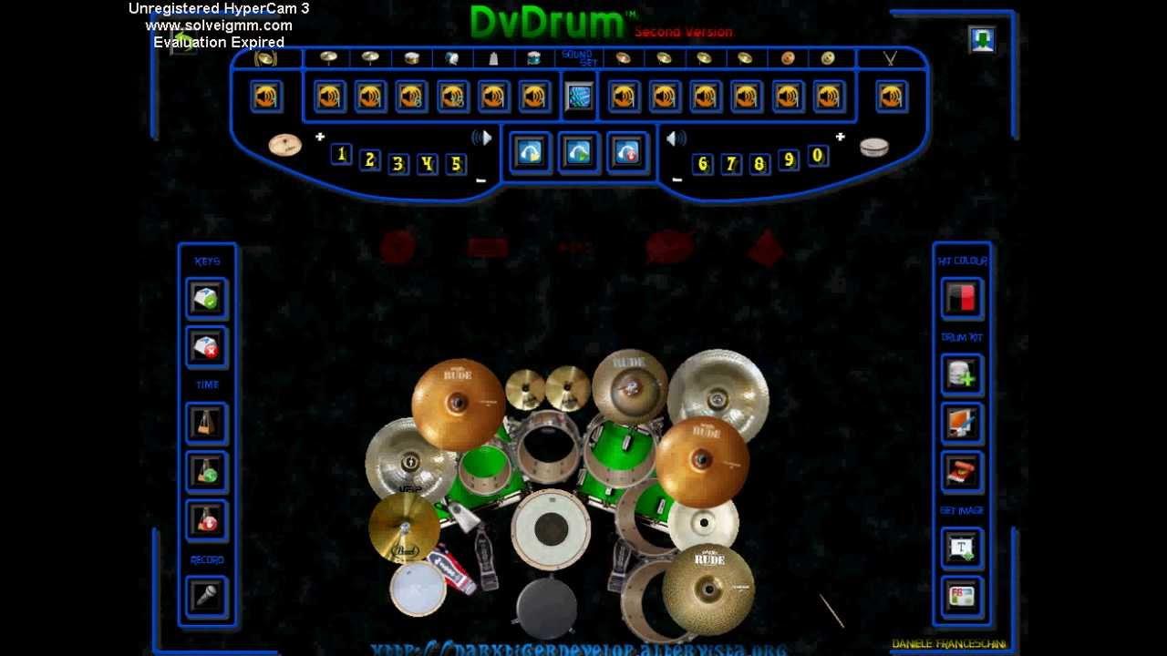 Dany's Virtual Drum screenshot