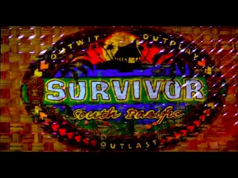 Survivor: South Pacific - Opening