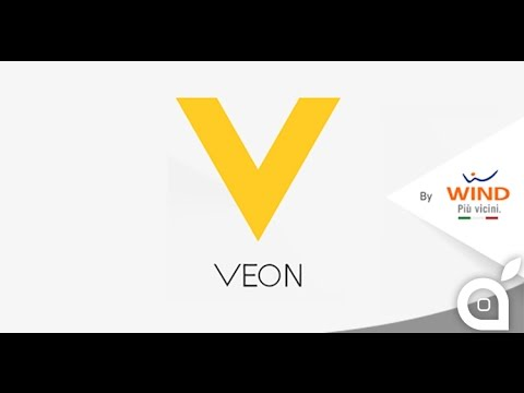VI SPIEGO COS'E' VEON. (INTERNET GRATIS?) [WIND)
