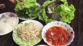 Cooking recipes - Quick food to make at home - Asian food - Deep fried fish with tomato sauce