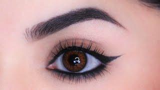 3-steps to Apply Winged Eyeliner like a Pro with Lakme Eyeliner
