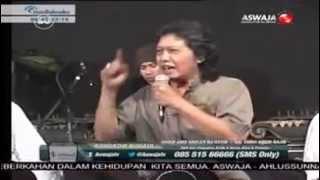 Cak Nun ( Emha Ainun Najib ) Humor sufi ala budayawan