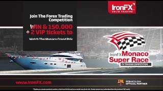 IronFX Monaco Super Race