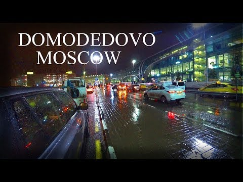 Moscow Bad Weather Season and Domodedovo Airport
