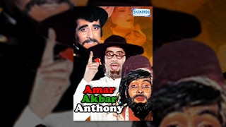 Amar Akbar Anthony (1977) - Bollywood Movie - Amitabh - Vinod - Rishi