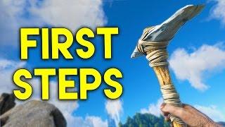 Ark Survival Evolved - First Steps & Impressions