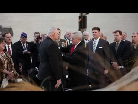 Marine Vietnam veteran awarded Navy Cross