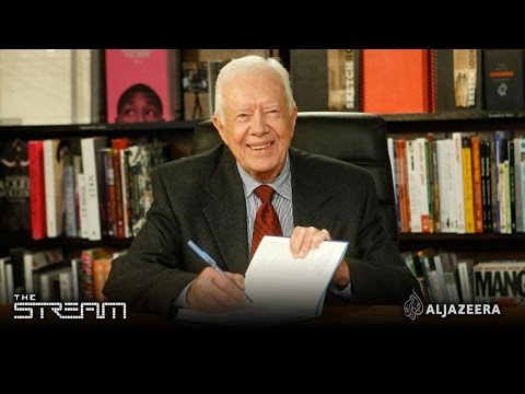 The Stream - President Jimmy Carter's 'call to action' on women's rights