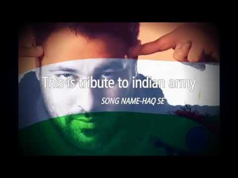BADSHAH || Indian Army || ft. Fazilpuria ||  :}   (Official Independence day song 2017 )