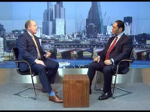 Mr. Omar EL Maghawry CEO - FEP Capital - Egypt At the London stock exchange - IFM - 2016