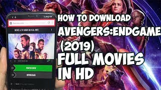 Gambar cover How To Download Avengers:Endgame Full Movies | Download Avengers:Endgame Movies Working 100%