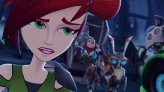 Slugterra S01E07 Shadows Light