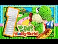 Yoshi's Woolly World - Walkthrough PART 1 Co op