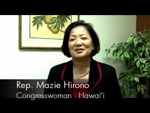 Rep. Mazie Hirono - Legislative Update - Discusses Medicare & Potential Bid for U.S. Senate