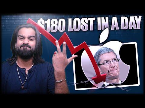 Apple Lost $180 Billion in a Single Day || Tech 112