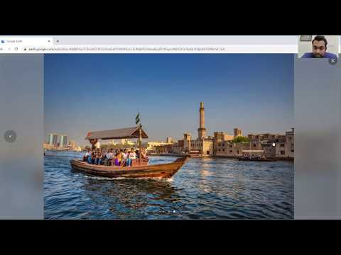 Virtual Tour Dubai by Jose Gomez