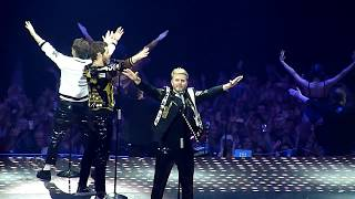 Take that - never forget - o2 arena, london - june 2017.
