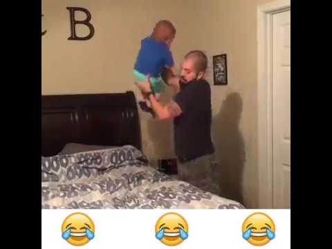 WWE DAD vs SON