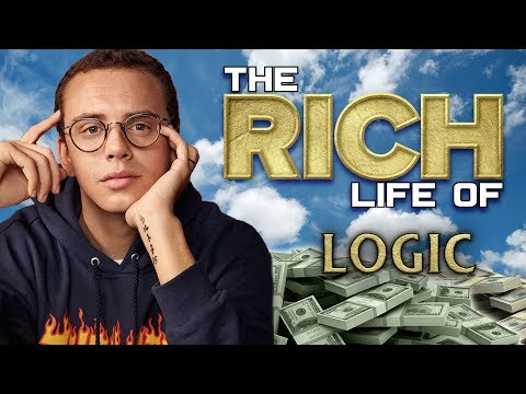 Logic  The Rich Life  Net Worth FORBES 2019  Cars Mansion Rolex & more