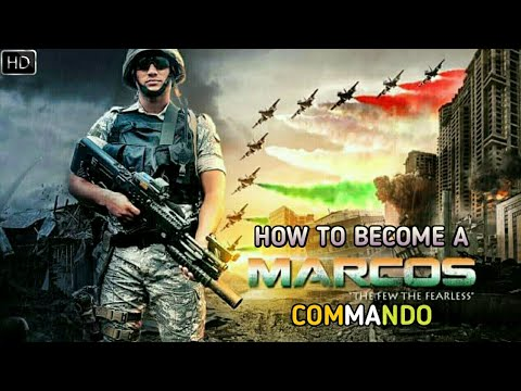 How To Become A MARCOS Commando - Indian Navy Marcos Commando (Hindi)