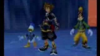 Kingdom Hearts-Hero