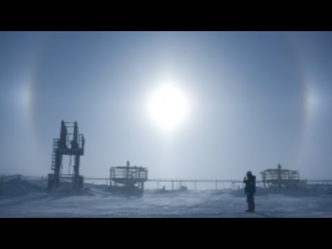 Risks facing oil & gas workers in the Arctic