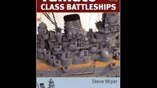 Book review - Yamato Class Battleships