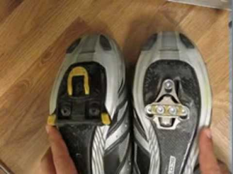Wellgo Cleats Adaptor RC8 RC-8 Clipless Road Cleats To Spd Cleats