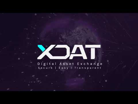 *SNEAK PREVIEW* XDAT | Digital Asset Exchange | Secure | Easy | Transparent