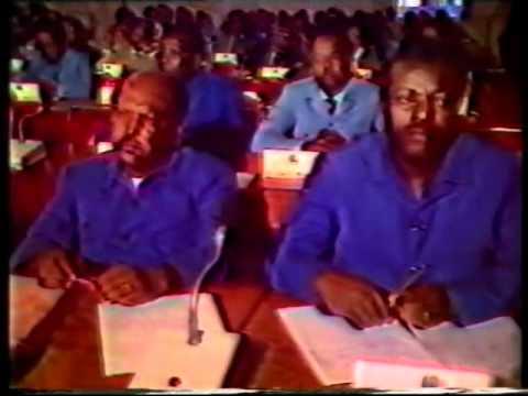 Ethiopia, Derg tv in 1990