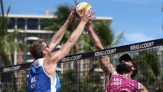 King of the Court | Beach Volleyball Evolves