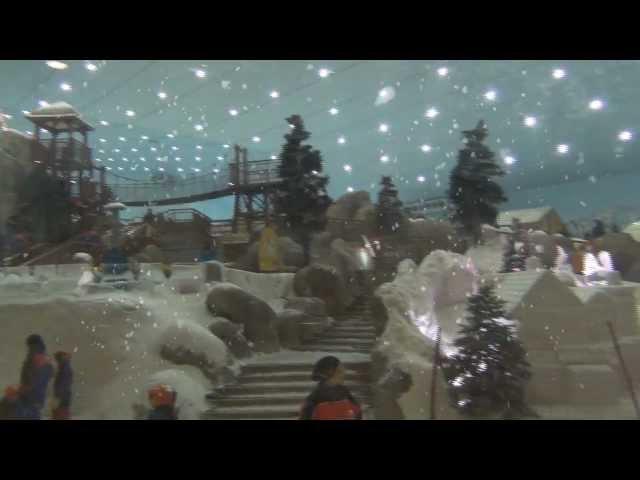 Snow World, Dubai