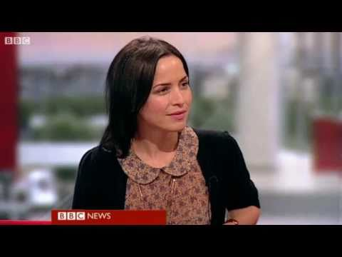 Andrea Corr - Interview (BBC Breakfast - 25 May 2011)