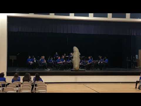 Cape fear middle school band