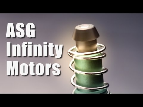 ASG Ultimate Upgrades Infinity AEG Motors